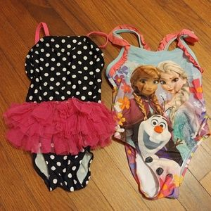 Other - Lot of 2 childrens bathing suits